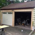 Garage Facelift