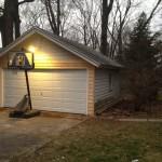 Garage Walls Straightened