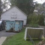 Westwood Garage Repair Before